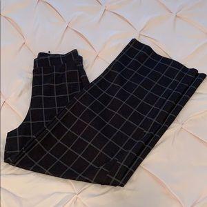 Zara Wide Leg Trousers SZ S